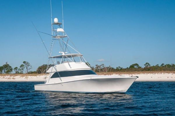 61' Viking 61 Convertible 2004 | Second Wind