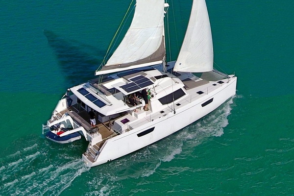 49' Fountaine Pajot Saba 50  2015 | Blowfish