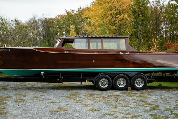 34' Antique Clarion Ht-34 2002 | Decked Out