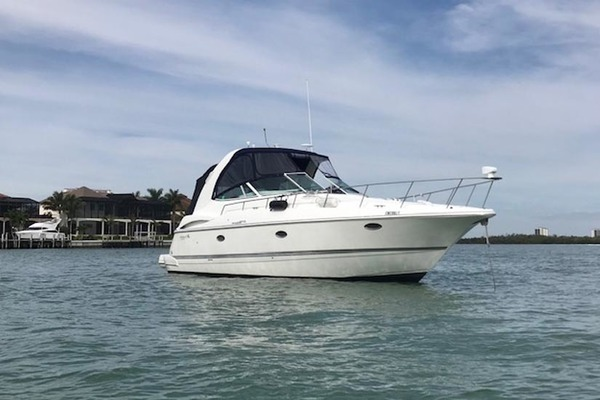 40' Cruisers 370 Express 2006 | Anchor Management