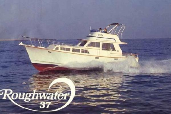39' Rough Water 37 1987 | Rough & Ready