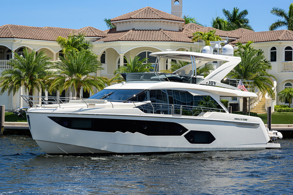 57' Absolute 58 Fly 2020 |