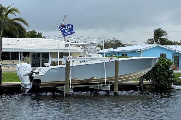 34' Seavee 340z 2018 | Chop It Up