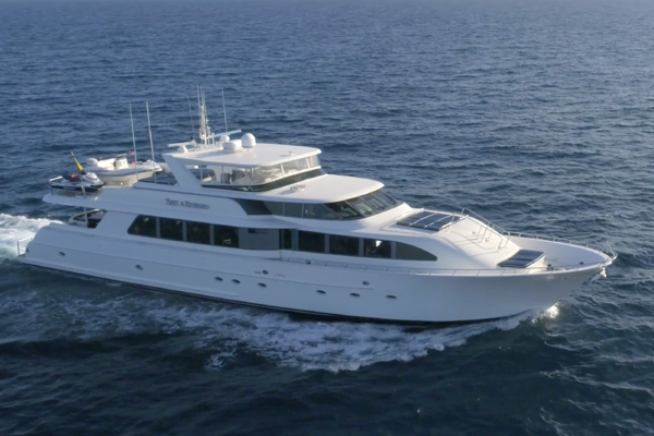 112' Westport Raised Pilothouse 2001 | Risk & Reward