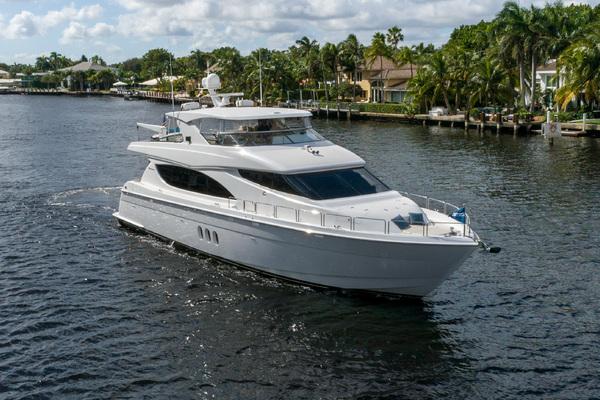 80' Hatteras 80 Motor Yacht 2012 | Khaleesi