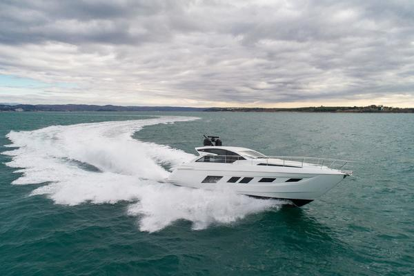 55' Filippetti Sport 55 2019 | No Name