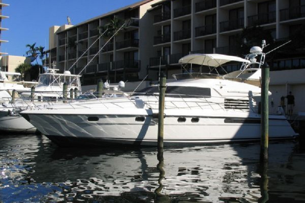 59' Fairline Sedan Bridge 1997 |
