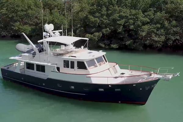 60' Fleming Pilothouse 1995 | Tio Luispe