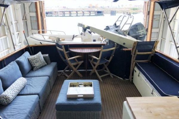 1983Tollycraft 61 ft 61 Motor Yacht   The Great Escape