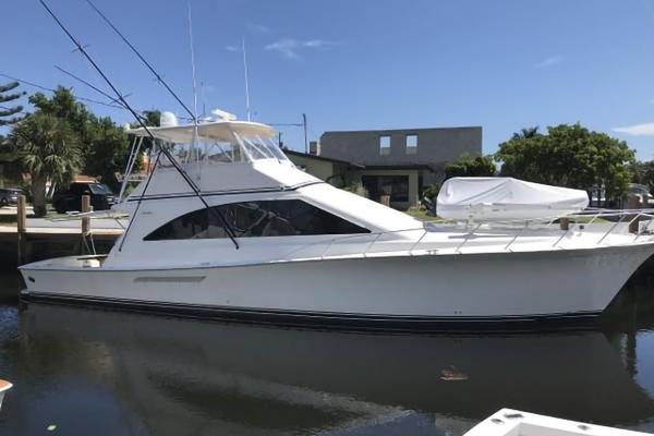 60' Ocean Yachts 60 Sportfish 2001 | Tit 4 Tat
