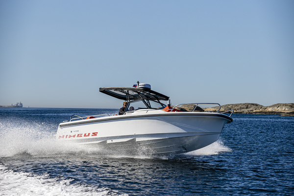 Picture Of: 26' Nimbus T8 - #58 2021 Yacht For Sale   1 of 6