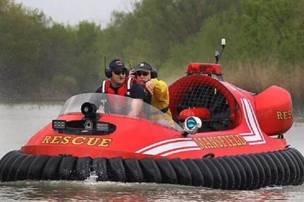 14' Neoteric Hovercraft Rescue Hovercraft  2021