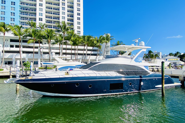 66' Azimut Flybridge 2018 | Searenity Ii