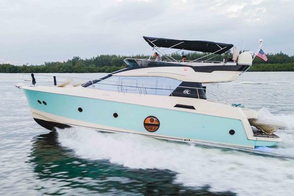 50' Monte Carlo Yachts  2016 | Aqua