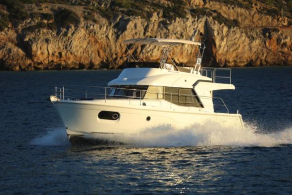 37' Beneteau Swift Trawler 2021 | 123