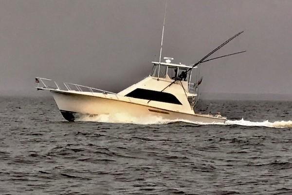 48' Ocean Yachts Ss 1990 | Reel Music