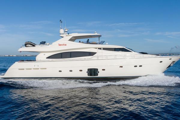 88' Ferretti Yachts  2006 | Kavita