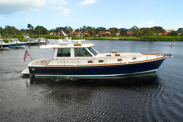 49' Grand Banks 49 Easybay 2001 | Contessa