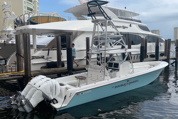 39' Contender 39' Step Hull W/seakeeper 2019   T/t Double Barrel Name Reserved