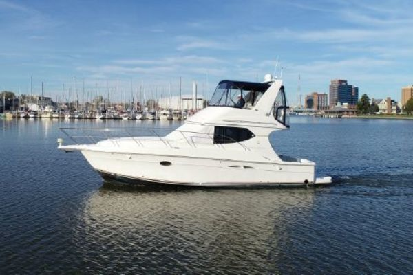 37' Silverton 34 Convertible 2005 | Skipper 2