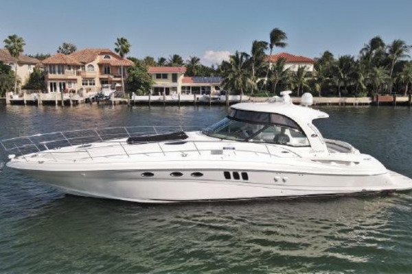 52' Sea Ray 52 Sundancer 2006 |