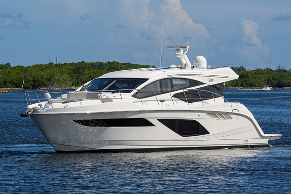 55-ft-Sea Ray-2018-L 550- Jupiter Florida United States  yacht for sale