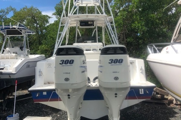 31-ft-Contender-1995-- Islamorada Florida United States  yacht for sale