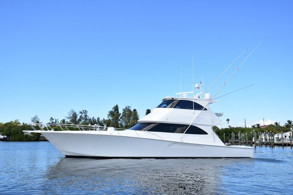 60-ft-Viking-2010-Enclosed Bridge-Too Many Martini's St. Michaels Maryland United States  yacht for sale