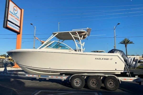 27-ft-Sailfish-2020-275 DC- Tampa Florida United States  yacht for sale