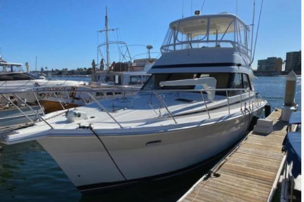 48' Riviera 43 Open Flybridge  1999 | Circle Of Friends