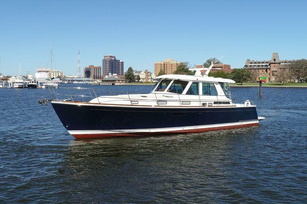 48-ft-Sabre-2018-48 Salon Expres-Christine Hampton Virginia United States  yacht for sale