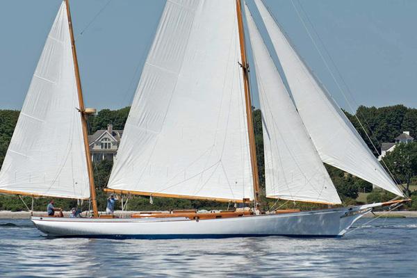 58-ft-Herreshoff-2004-Bounty 58-CATRIONA Mattapoisett Massachusetts United States  yacht for sale