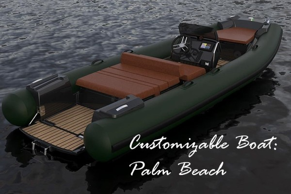 18-ft-Argos Nautic-2021-515 Diesel- Palm Beach Florida United States  yacht for sale