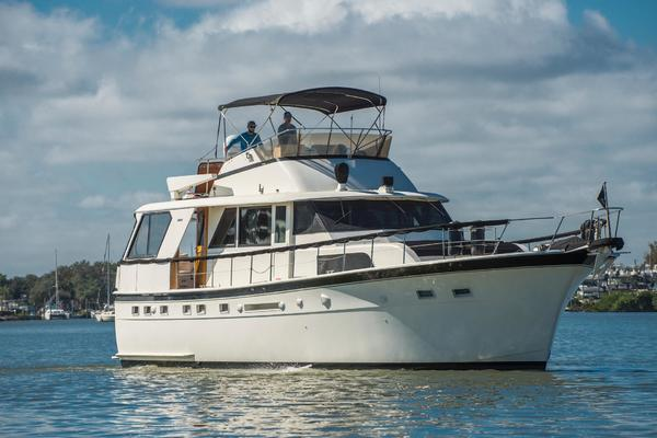 53-ft-Hatteras-1980-Motor Yacht-   United States  yacht for sale