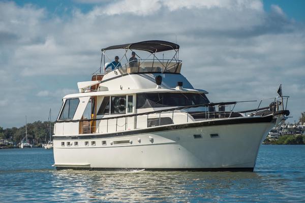53' Hatteras Motor Yacht 1980 |