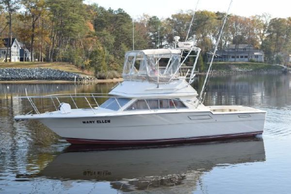 33-ft-Tiara Yachts-1987-33 Convertible-Mary Ellen Reedville Virginia United States  yacht for sale