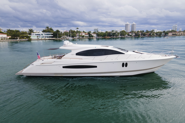 75 Lazzara Yacht for Sale