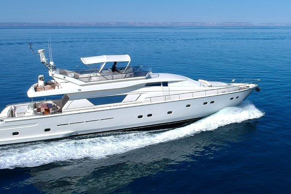 80-ft-Ferretti Yachts-1997-80- La Paz  Mexico  yacht for sale