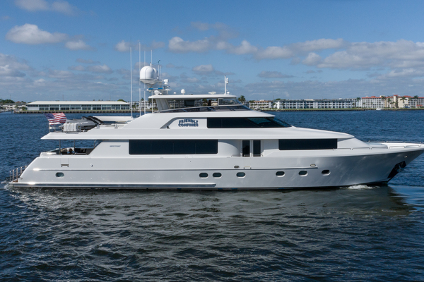 112-ft-Westport-2015--FRIENDLY CONFINES Jupiter Florida United States  yacht for sale