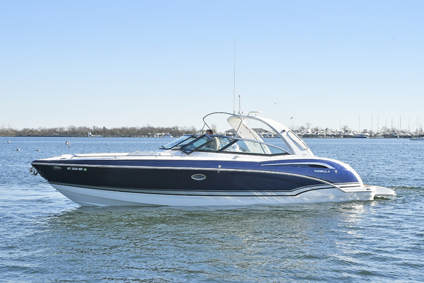 35-ft-Formula-2014-350 Crossover - Staten Island New York United States  yacht for sale