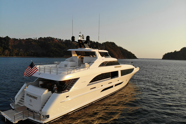 2018 Westport 125 ft Raised Pilothouse - ECCENTRIC