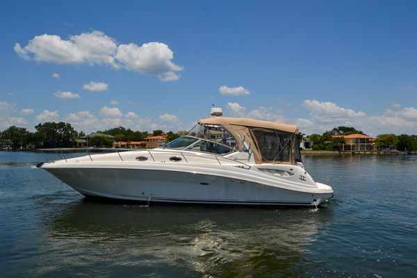 34-ft-Sea Ray-2005-340 Sundancer-Better Place Palm Harbor Florida United States  yacht for sale