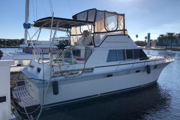 40-ft-Silverton-1985-40 Aft Cabin- St. Petersburg Florida United States  yacht for sale