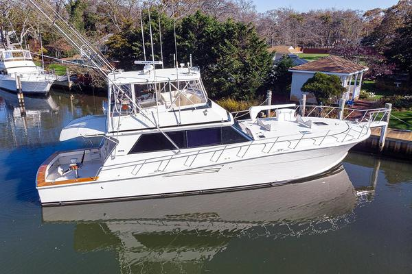 57-ft-Viking-1989-- Islip New York United States  yacht for sale