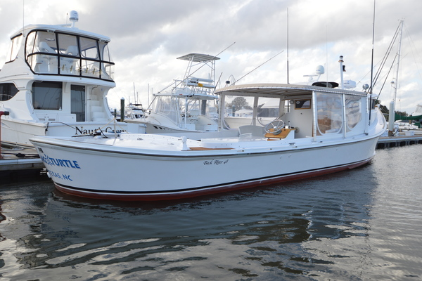 48-ft-Chesapeake-1990-48 Back River-Dancing Turtle Hampton Virginia United States  yacht for sale