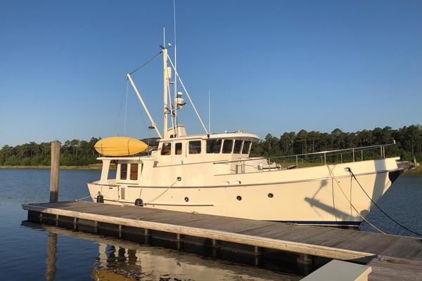 46-ft-Nordhavn-1995-46-Trinity Jacksonville Florida United States  yacht for sale