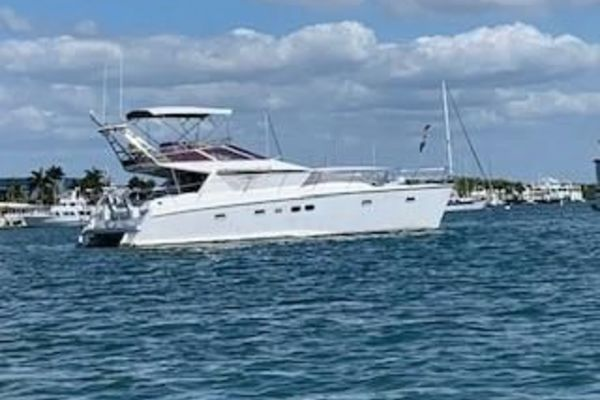 40-ft-Jeantot-1992--Kat's Kradle Clearwater Florida United States  yacht for sale