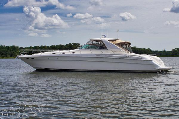 58' Sea Ray 580 Super Sun Sport 1997 |
