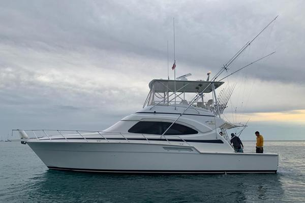 45-ft-Bertram-2002-- La Paz  Mexico  yacht for sale
