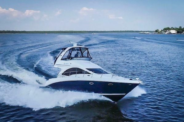 36' Sea Ray 360 Sedan Bridge 2007 |